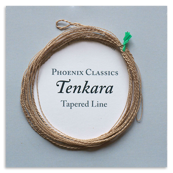 Tenkara product packaging